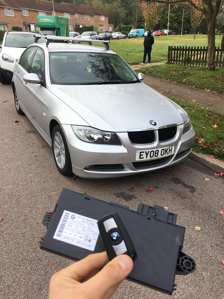 Bmw 3 Series Key Replacement