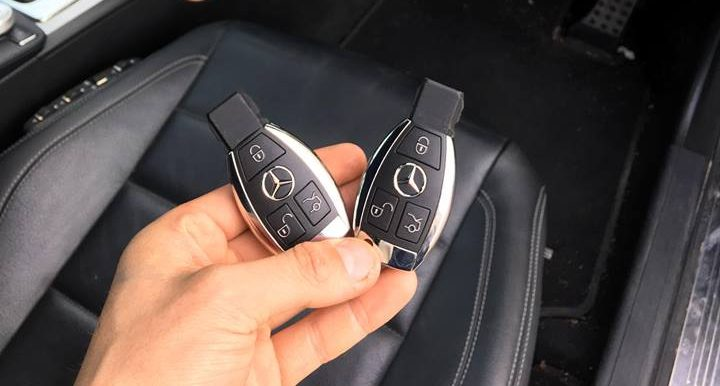 Mercedes-Benz Car Key Replacement - 24 Hour Key Coding